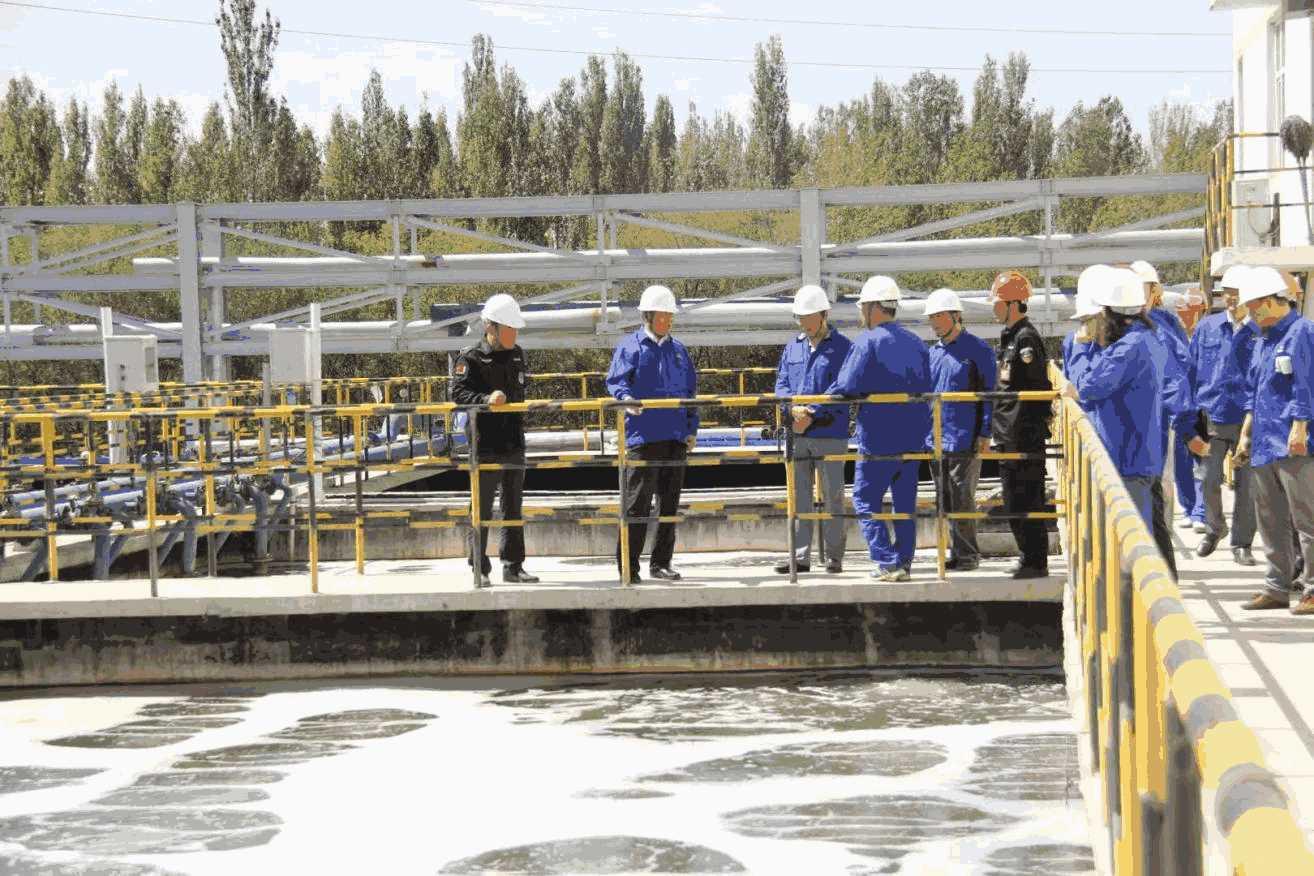 天津东丽污水处理厂外加碳源葡萄糖